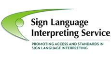 Sign Language Interpreting Service (SLIS)