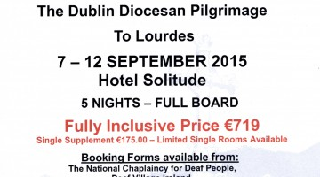 Lourdes Poster 2015